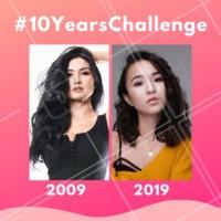 Quem aí participou desse desafio? Em 2009, o cabelo da moda era quanto mais longo, melhor! De uns anos pra cá, quem tem bombado são os cabelos mais curtinhos e médios. como o long bob. Qual você gosta mais? 😍 #cabelo #ahazou #meme