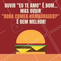 Dica pro(a) crush! 😉 #burguer #ahazou #hamburgueria