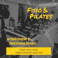 Benefícios do Pilates 👉 Correção Postural 👉 Fortalecimento muscular 👉 Melhora da consciência corporal 👉 Aumento de flexibilidade 👉 Maior controle respiratório 👉 Melhora de circulação sanguínea 👉 Alívio de dores crônicas e tensões #pilates #fisio #ahazou #pilatesporamor #beneficios