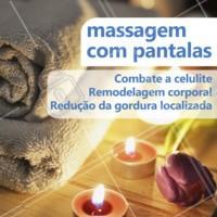 A massagem com pantalas originada da Europa, feita através de manobras muito parecidas com as usadas na massagem modeladora, redutora e relaxante, trás inúmeros benefícios para você, como a diminuição da celulite, melhora da circulação sanguínea, relaxamento, entre outros! Agende o seu horário! #ahazou #massagemcompantalas #pantalas #massagem #beauty