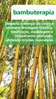 Já conhece a bambuterapia? Essa técnica de massagem modeladora realizada com bambus é muito eficiente para modelar o corpo e reduzir celulites e medidas. #bambuterapia #ahazou #esteticacorporal #massagemmodeladora