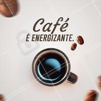 Com ele você tem prazer, euforia e concentração! #ahazou #café #dicas