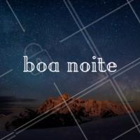 Passando te desejar uma excelente noite. #boanoite #ahazou