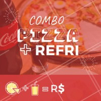 🍕 Peça já a sua! ☎️ XXXXXX #pizza #pizzaria #ahazouapp #promoção # combo