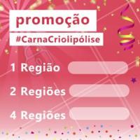 Promoção de Carnaval! Confira os valores para as regiões. #criolipolise #carnaval #ahazou #promocao