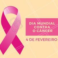 Todos juntos por uma causa ♥️ #diamundialcontraocancer #ahazou #todosjuntos