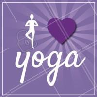 Quem conhece, AMA! ♥️ #yoga #euamoyoga #yogaporamor #ahazousaude #saude #bemestar