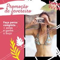 Promoção de fevereiro passando pela sua timeline! #promocao  #ahazou #vempraca
