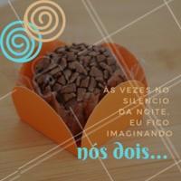 E como fico... Hahah #doces #brigadeiro #ahazou