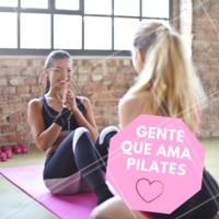 E tem como não amar? ❤️️ #pilates #fisioterapia #ahazousaude