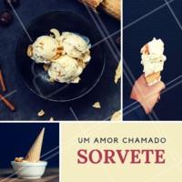 Quem não ama, não é mesmo? 🍦 #sorvete #ahazou #sorveteria