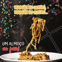 Abram alas para as promoções especiais de carnaval! Venha aproveitar! #restaurante #ahazou #carnaval #promoção