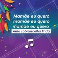 É com essa marchinha que vamos abrir a nossa agenda 🎵 #ahazou #carnaval #agendaaberta