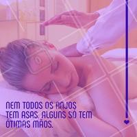 Massagem é vida! ❤️️ #massagem #massoterapia #ahazou