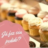 Já fez seu pedido? Ligue pra gente #pedido #doces #ahazou #convite