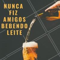 Eu nunca, e você, já fez? 😂😂😂 #cerveja #bar #ahazou #amigos