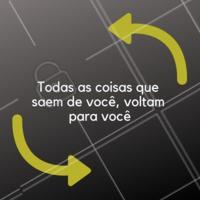Tome cuidado com o que você transmite! 😉 #frases #ahazou #motivacional