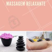 Utilize esse post para escrever o seu conteúdo. #massagem #ahazoumassagem #relax #saude  #bemestar