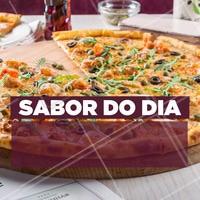 Olha só a promoção especial de hoje! 🍕 #pizza #pizzaria #ahazou #delivery