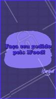 Nós estamos no iFood! Faça seu pedido pelo app 📲 #ifood #ahazou #comida #alimentaçao