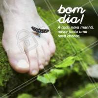 Bom dia, seguidores queridos! 👣 #Podologia #ahazou #pés #bomdia #cuidadoscomospes