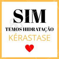 SIM! Agende a sua agora mesmo pelo telefone: #hidratacao #cabelos #hidratacao #ahazoubeleza