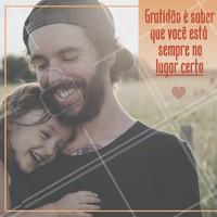 Um bom dia com muita gratidão para todos nós! #gratidao #bomdia #ahazou #boraviver #maisumdia
