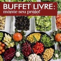 Venha montar seu prato, do seu jeito, com suas delícias favoritas! 😋 #buffetlivre #ahazou #restaurante #almoço