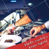 Estamos te esperando! 😃✨ #gastronomia #ahazou #comida