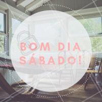 Bom dia, sábado! 💜 #sabado #ahazou #bomdia #bomdiasabado #finaldesemana
