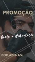 Renove o visual 💈 Agende seu horário! #barbearia #barber #ahazou #cabelomasculino