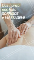 A fórmula da felicidade 😁 #massagem #ahazou #massoterapia