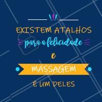 Amooo! Quem não ama uma massagem? #massagem #ahazoumassagem #massoterapia