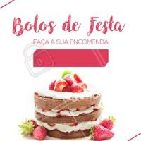 Bolos decorados, com diversas opções de sabores para a sua festa. Entre em contato para maiores informações! #bolos #bolodefesta #bolosdecorados #ahazouapp #festas #encomendas