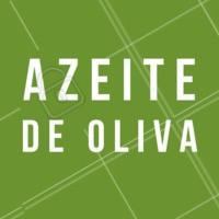 São muitos os benefícios do azeite de oliva, veja alguns: Contribui para o controle do colesterol, auxilia na absorção de vitaminas, fonte de antioxidante, ação anti-inflamatória. #azeidedeoliva #dica #ahazou #saude