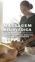 Agende já o horário da sua massagem e venha relaxar seu corpo e sua mente! 💆❤️️💆♂️ #ayurveda #massagemayurvedica #massoterapia #ahazou #terapiascomplementares #saude #bemestar