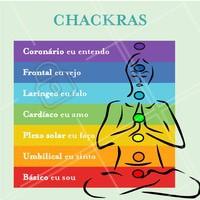 Os chackras são fundamentais na regulação de nosso organismo, proporcionam harmonia e equilíbrio entre o físico e o emocional. Além disso, eles fazem a ligação entre o corpo material e o mundo subjetivo✨ #reiki #terapiaalternativa #ahazou #reikibrasil