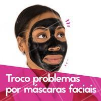 Hahaha amo! #mascarafacial #esteticafacial #ahazouestetica #ahazou #cuidadoscomapele