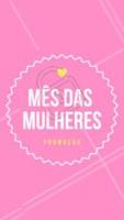 Aproveite as promoções do mês das mulheres #mulheres #nosso