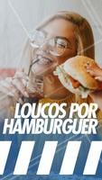 Quem ai também é LOUCO por hambúrguer? 🍔😍 #hamburguer #hamburgueria #ahazou #loucosporhamburguer #burger