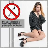 Hahaha concordam? ?? #depilacao #ahazou #ahazoudepilacao