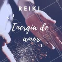Sinta essa energia! #reiki #terapiasalternativas #ahazouapp #cura #energia #bemestar