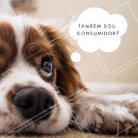 E a resposta é claro que sim ❤️️❤️️❤️️ No mês do consumidor temos muitas promoções! Venha conferir! #promoçao #ahazou #consumidor #mesdoconsumidor #petshop #pet #cachorro #março