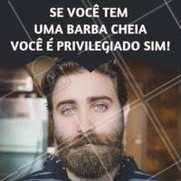 Com toda certeza! Quem concorda? 😂 #barbearia #ahazou #engracado #barba