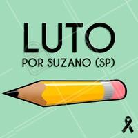 Estamos em luto pelos alunos, funcionários e familiares das vítimas do ataque em Suzano (SP). #luto #rip #sad #tristeza #maislápismenosarmas #nãoasarmas #ahazou #lutoporsuzano
