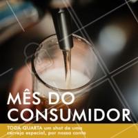 Nas quartas de Março é dia de ser mais que consumidor, ser um mestre provador! #mêsdoconsumidor #cerveja #ahazou #breja