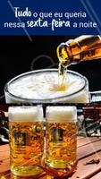Ah, isso eu queria hoje, amanhã e depois e depois... 😍 #beer #food #ahazoutaste #chopp #delicia