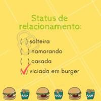 Quem se identifica? 😂  #burger #toviciada #ahazoutaste #status