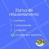 Quem se identifica? 😂  #marmita #toviciada #ahazoutaste #status