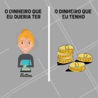 Hahahahaha 😂 #bettina #ahazou #meme #dinheiro #dinheiroquequeria